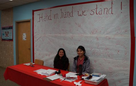 Students participate in Red Ribbon Week