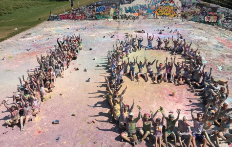 Paint the Dam spawns slippery conditions