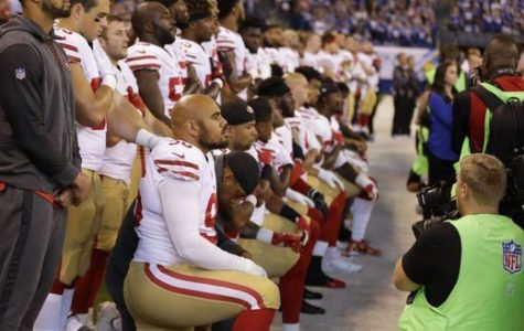 Taking a stand? Try taking a knee