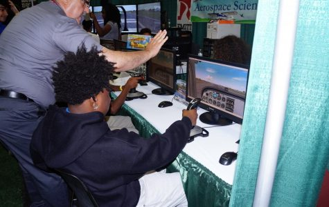 Students attend Career Expo