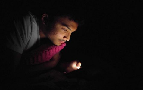 Cellphone use disrupts sleep wellness