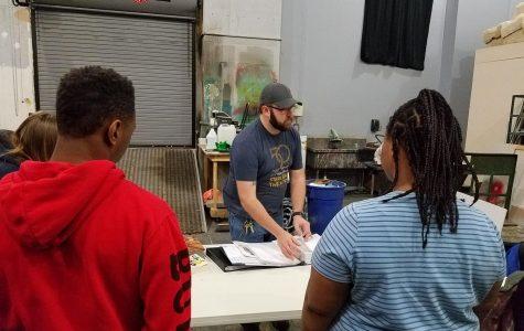 Drama students participate in Rockford area theatre fest