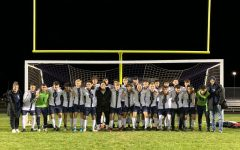 Boys Soccer goes undefeated in Conference