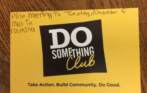 The Do Something Club: Creating fun for the Community