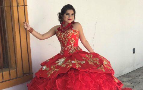 Jennifer Ortiz, 10, celebrated her Quince in Guanajuato, Mexico.