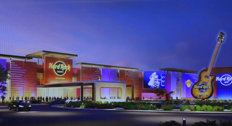 City forges ahead with Hard Rock Casino plans