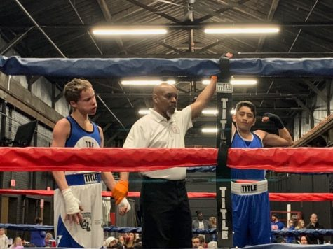 In to the Ring: Juan Del Real Hernandez, the Boxer
