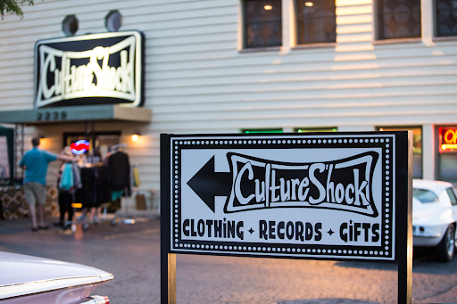 Culture Shock Clothing and Records on 2239 Charles St, Rockford, IL 61104. Credit: Culture Shock Clothing and Records