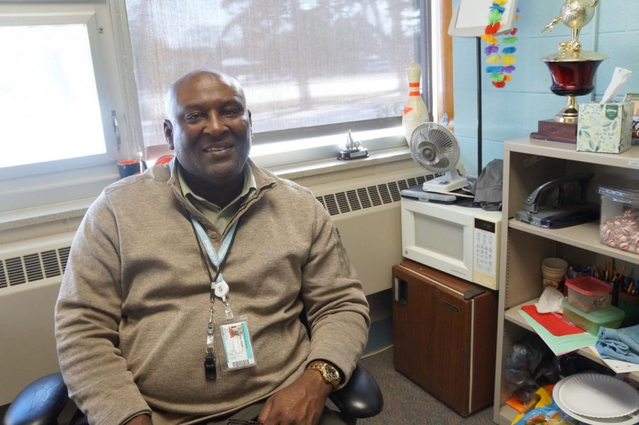 Mr. Willie Boyd, Assistant Principal, Production Academy