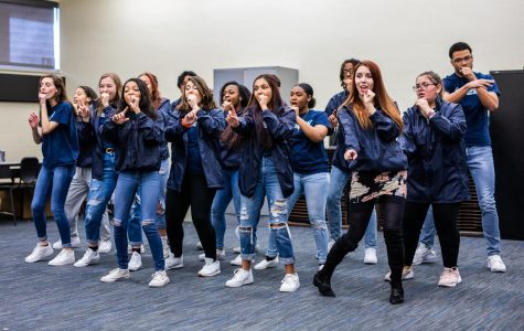 #Harmonics a cappella group proceeds to semi finals