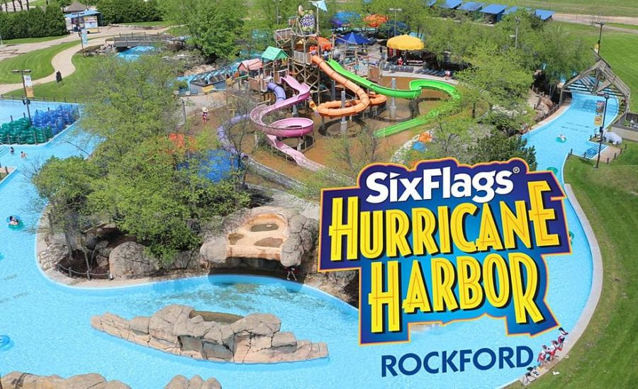 Sixflags Hurricane Harbor is hiring for summer positions!