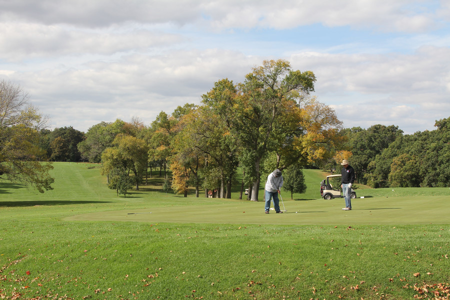 Historic Rockford golf course being saved by local community members