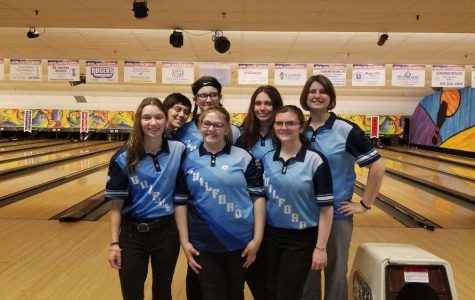 Congratulations to the Girls Bowling team on finishing 3rd at regionals and good luck at sectionals
