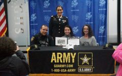 Senior Rylee Strand commits to West Point