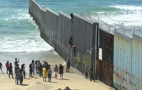 Migrants at the southern border of the United States. Credit: ABC