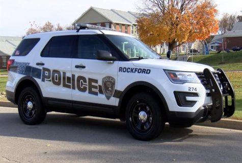 Rockford Police car. Credit: Q98.5