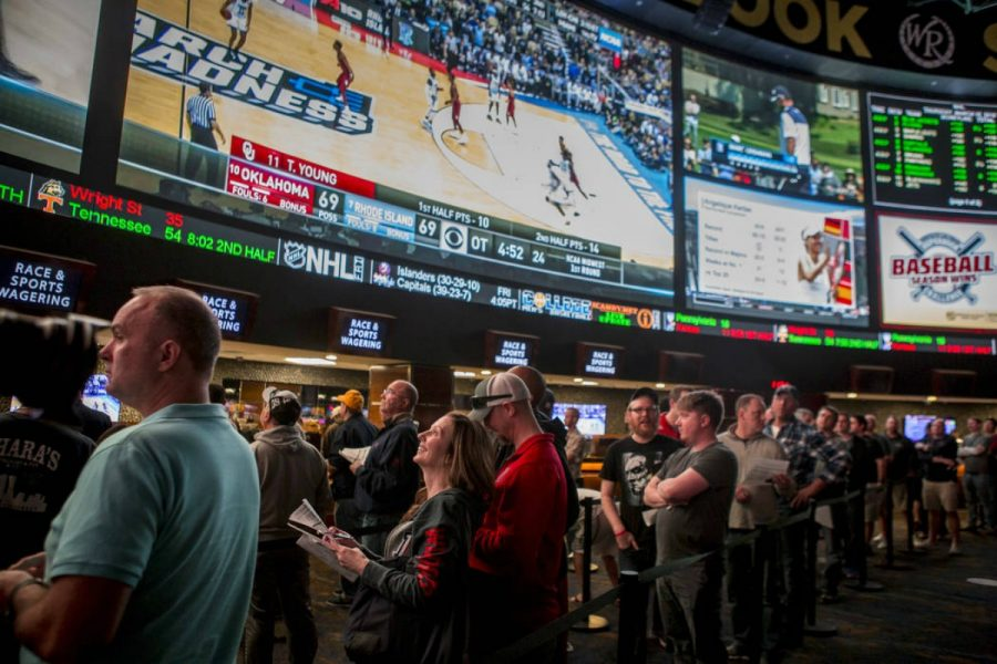 Sports+wagering+now+legal+in+Illinois