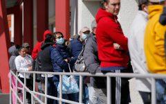 Unemployment surges during Covid-19 pandemic