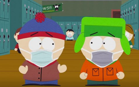 South Park creators release poignant Pandemic Special