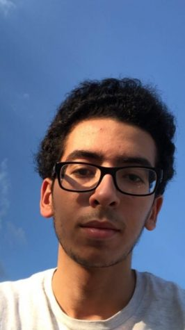 """Mohammad Hamad, Junior. """"There will always be people who will still be cautious outside and more payments done in credit cards instead of cash and just general hygiene being taken into consideration."""""""