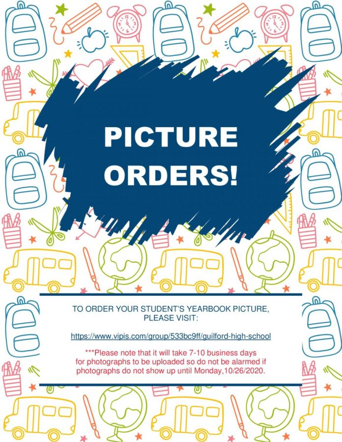 Yearbook Pictures Now Avaliable for Order!