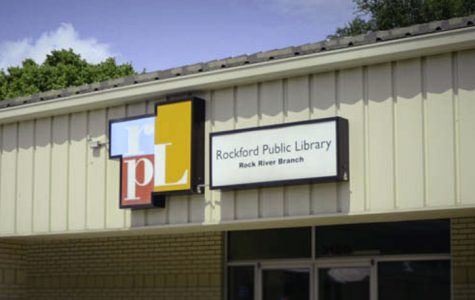 A Rockford Public Library location