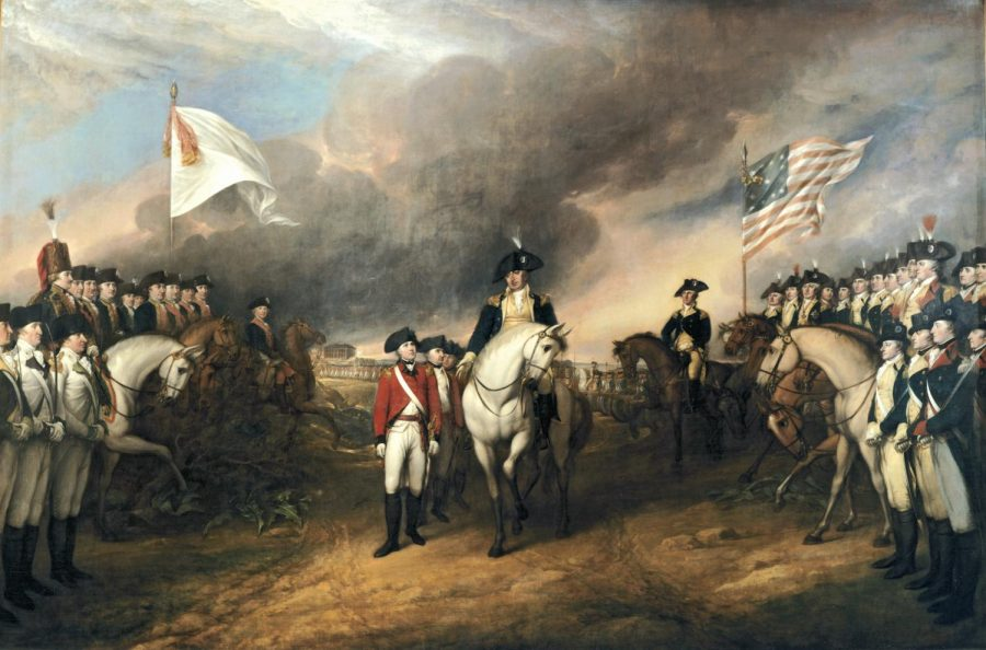 Seige of Yorktown (Surrender of Lord Cornwallis)