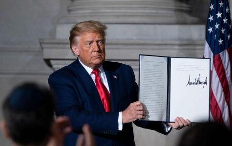 Executive Order on the 1776 Commission covers up history