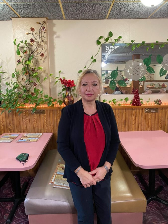 Ray's Family Restaurant owner Nancy Rulovski faces the prospect of closing her restaurant after 22 years.