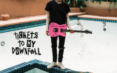 Album Review: Tickets to my downfall by Machine Gun Kelly