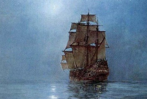 The Mary Celeste-A Real Life Ghost Ship