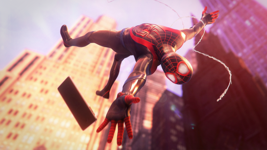 Spider-Man%3A+Miles+Morales%7Enew+take+on+a+classic+character