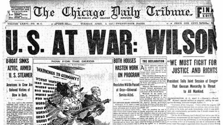 The US Declaration of War-December 11, 1941