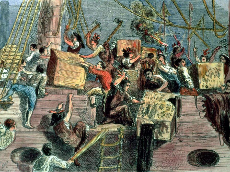 The+Boston+Tea+Party