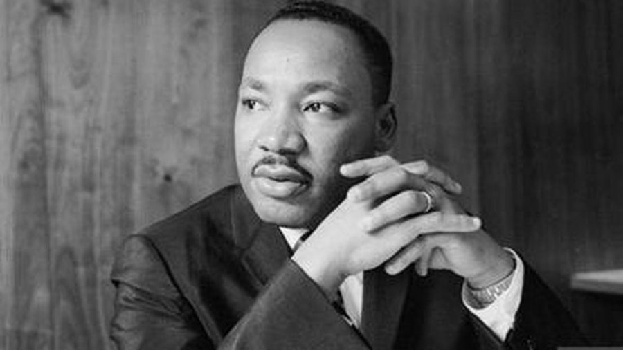 Martin Luther King Jr. - a true American hero