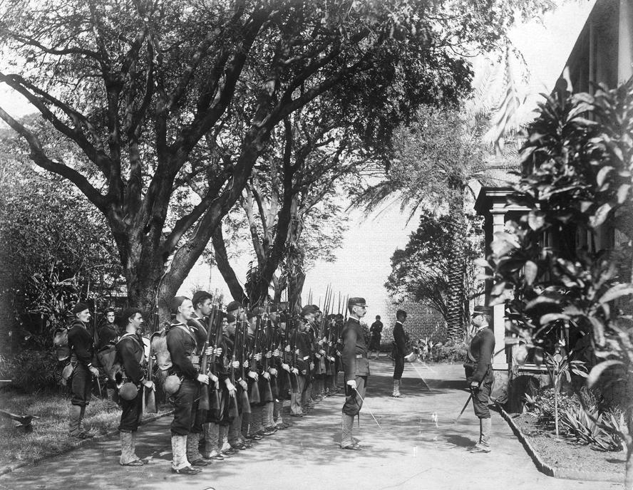 U.S. Overthrows the Hawaiian Monarchy