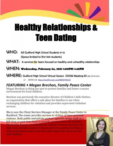 Healthy Relationships & Teen Dating