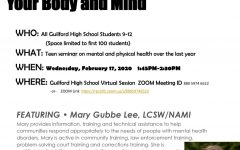 Feb 17 Wellness Seminar: Pandemic Fatigue--Caring of Your Body & Mind