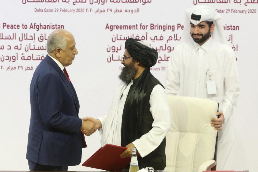 U.S. - Taliban peace deal