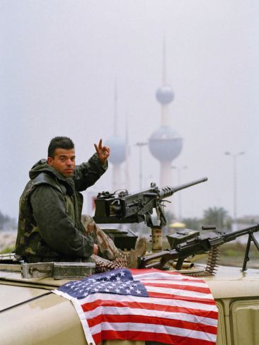 The Liberation of Kuwait