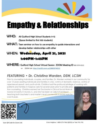 Wellness Wednesday Seminar: Empathy & Relationships