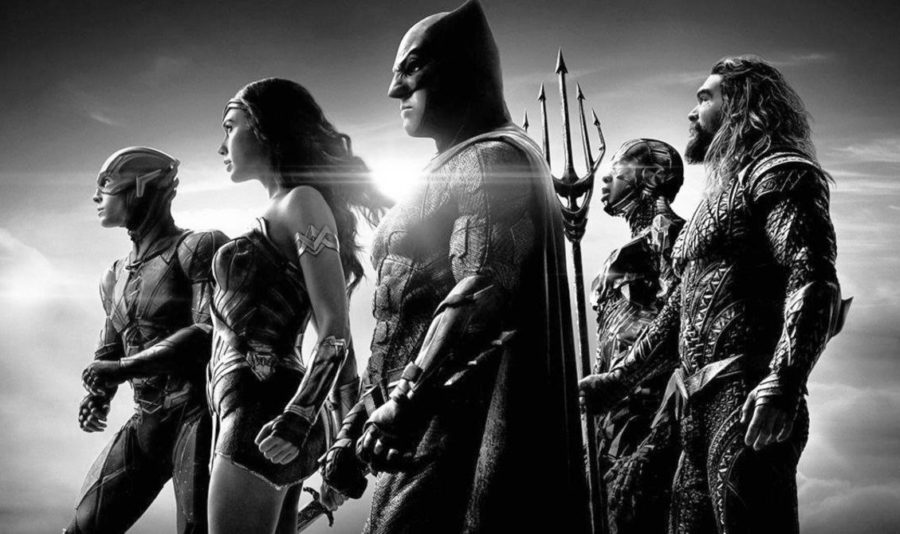Zack Snyder redeems DC with his version of Justice League