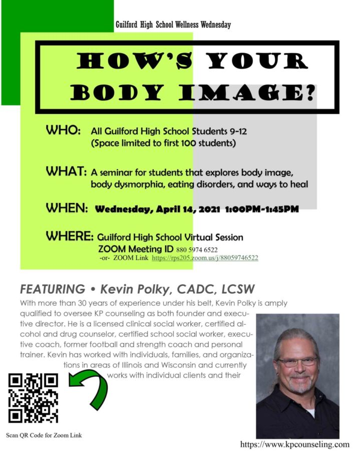 Wellness Wednesday seminar: How's your body image?