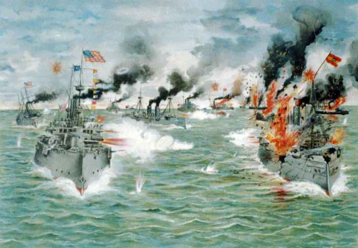 The Start of the Spanish-American War