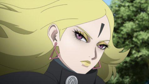 """Delta Makes Her Move - Boruto Episode 197 """"Delta"""""""