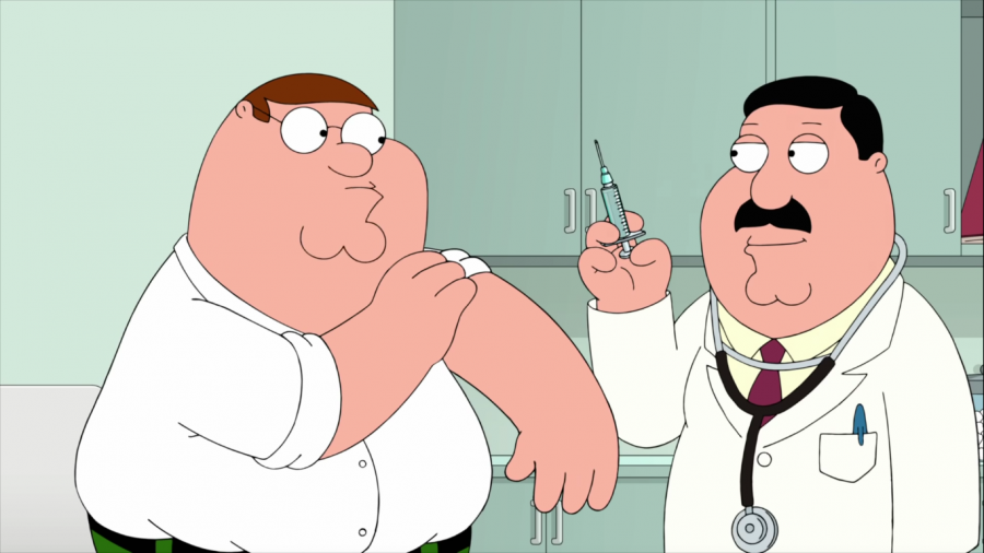Family Guy vaccine PSA: awful show, great PSA